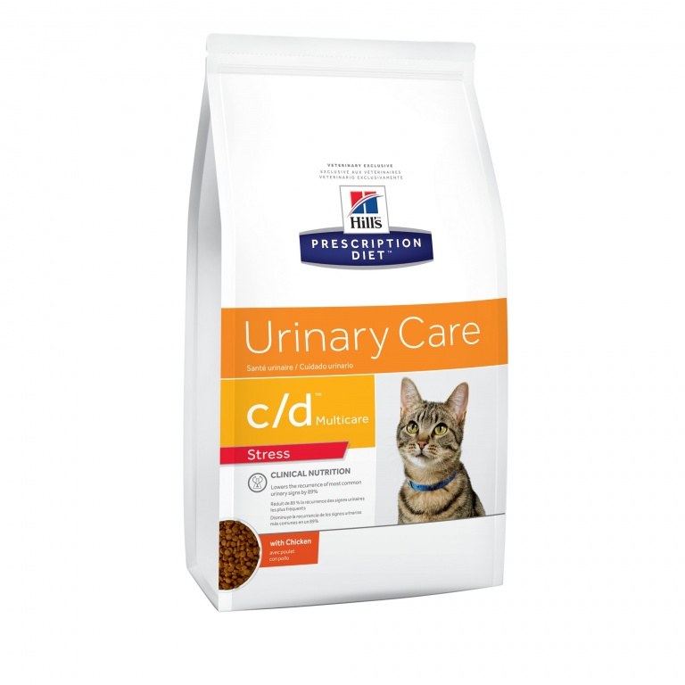 Hills Prescription Diet c/d Urinary Stress Feline
