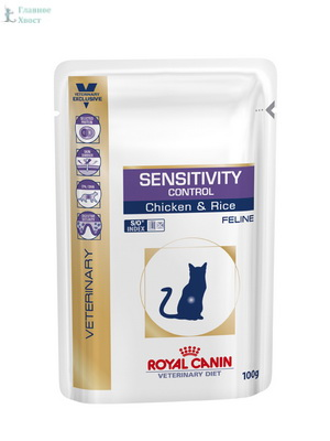 Royal Canin Sensitivity Control (пауч)