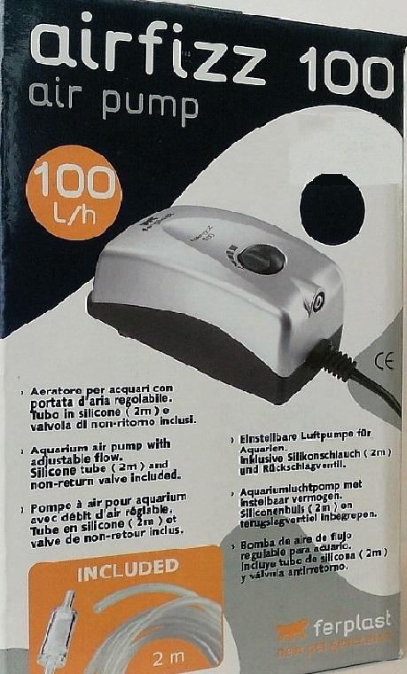 инструкция airfizz 100