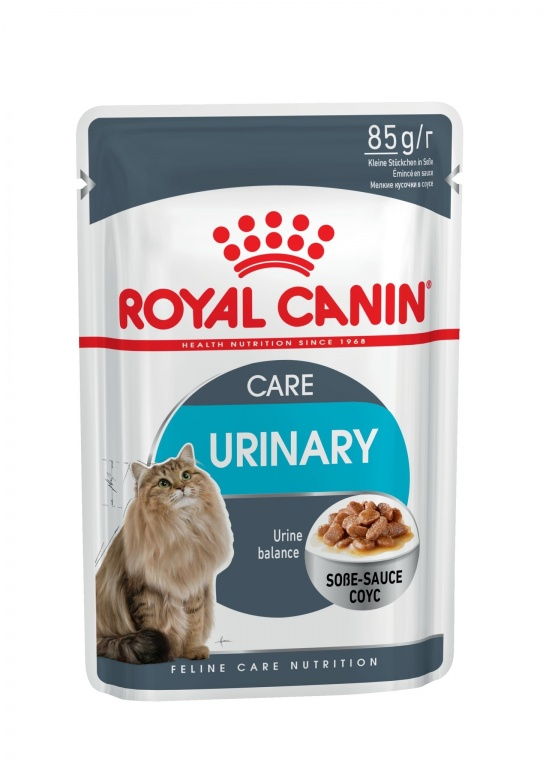 Royal Canin Urinary Care в соусе (пауч)
